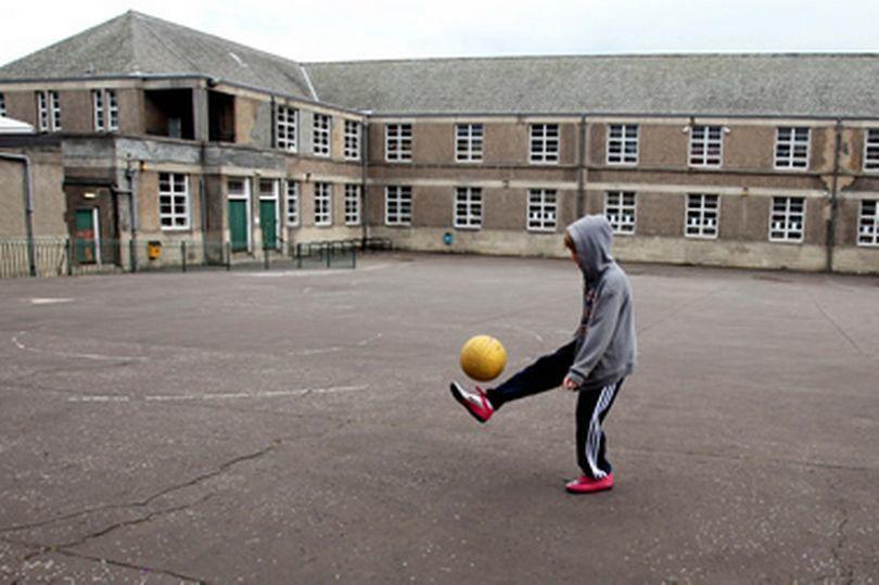 Murrayburn Primary School Playground